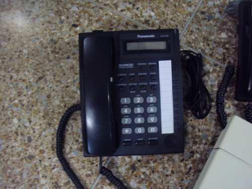 Central Telefonica Panasonic Kx-tem824 Tem824 824