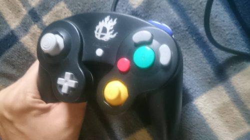 Control De Gamecube Edición Smash 4