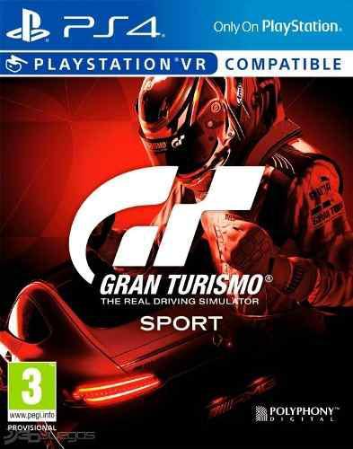 Gran Turismo Sport Ps4 Secundaria (en 5) Digital Videoshop