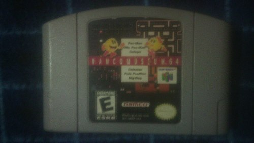 Juego De Nintendo 64 4 En 1 Y Adaptador