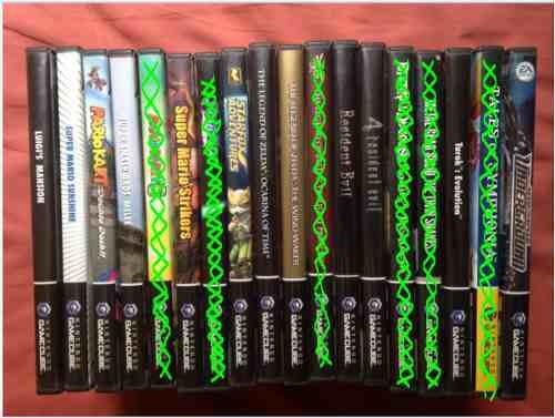 Juegos Nintendo Gamecube - Zelda Y Otros