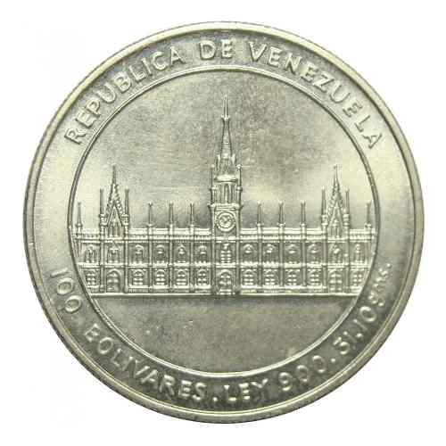 Moneda De Coleccion - Moneda Bicentenario Jose Maria Vargas