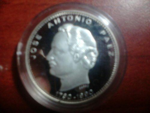 Moneda De Plata Ley 900 De 500 Bolivares
