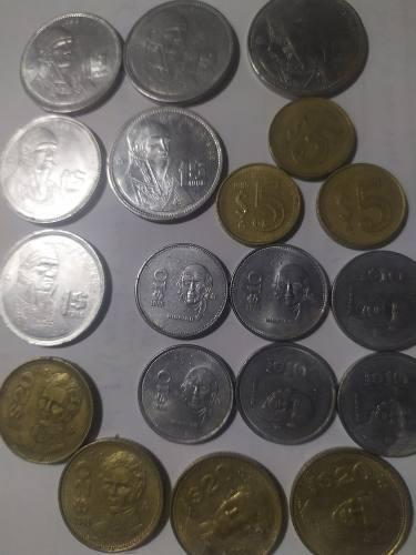 Monedas De Colección De Mexico