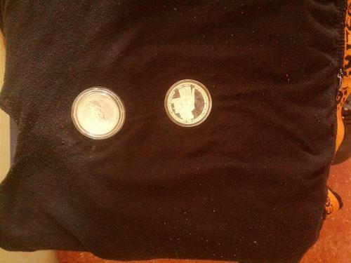 Monedas De Plata De 100 Bolivares Para Colección