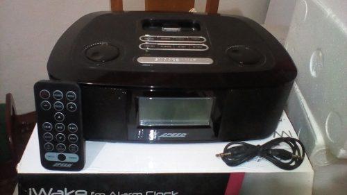 Radio Reloj Despertador Dock iPod 15 Vds