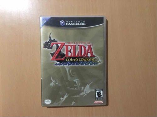 The Legend Of Zelda The Wind Waker. Juego Nintendo Gamecube