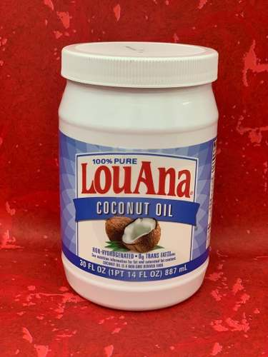 Aceite De Coco Louana