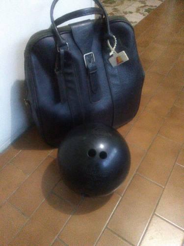 Bola De Bowling Ebonite 16 Lb
