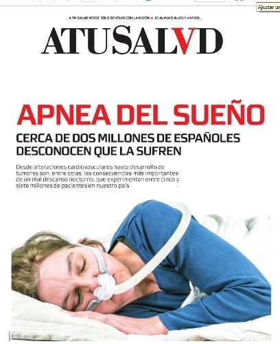 D - A Tu Salud - Apnea Del Sueño