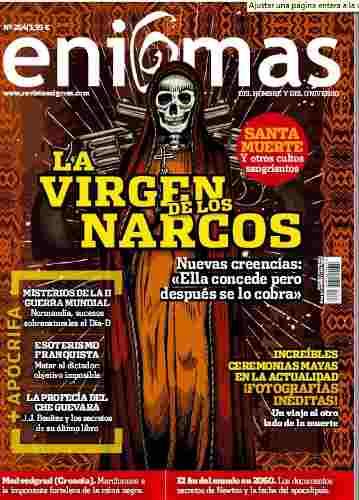 D - Enigmas - 261 - Los Archivos Secretos De La Humanidad