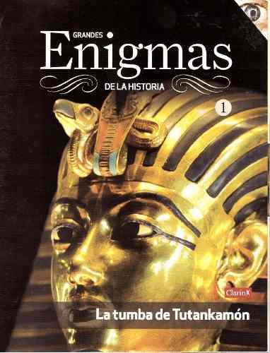 D - Enigmas De La Historia - La Tumba De Tutankamón -