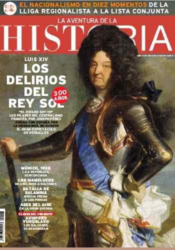 D La Aventura De La Historia - Los Delirios Del Rey Sol
