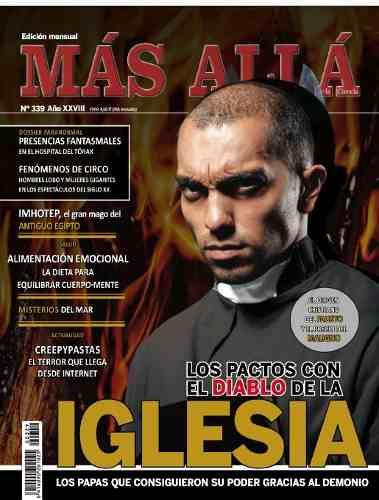 D - Más Allá - Pactos De La Iglesia Con El Diablo