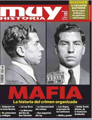 D - Muy Historia - Mafia La Historia Del Crimen