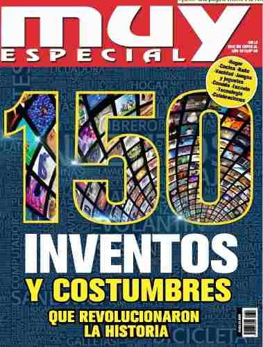 D - Muy Interesante - Especial - 150 Inventos