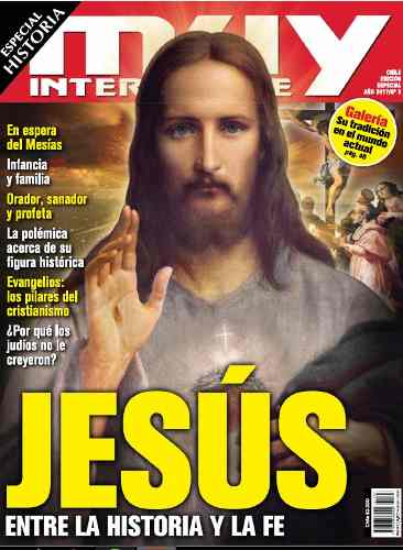 D - Muy Interesante - Especial Historia Jesús