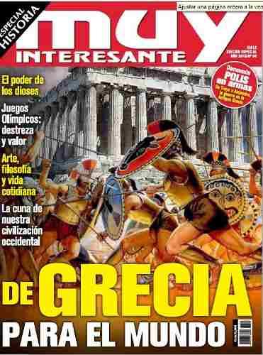 D - Muy Interesante Historia - De Grecia Para El Mundo