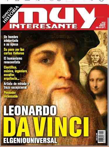 D - Muy Interesante - Historia - Leonardo Da Vinci