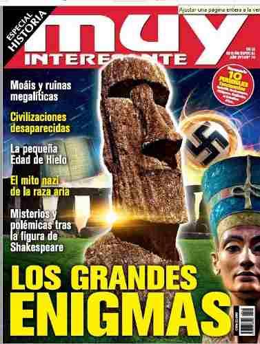 D - Muy Interesante Historia - Los Grandes Enigmas