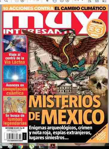 D - Muy Interesante - M09 - Misterios De Mexico