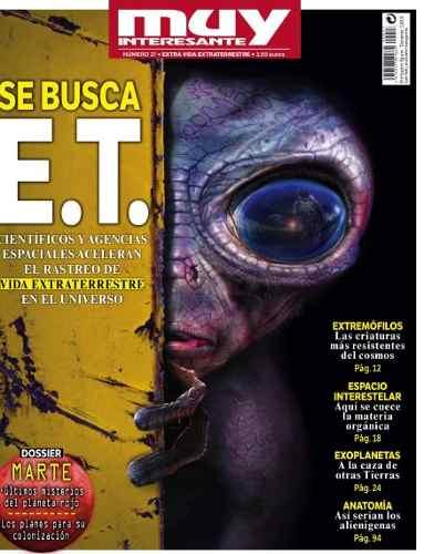D - Muy Interesante - Se Busca E. T.