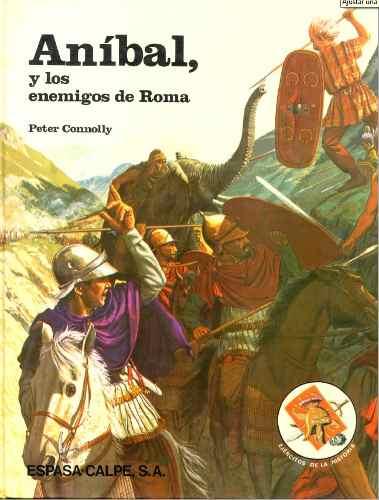 D Publicación - Anibal Y Los Enemigos De Roma
