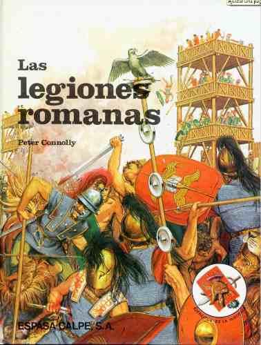 D Publicación - Las Legiones Romanas