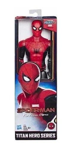 Figura Spiderman Lejos De Casa. 30 Cm Hasbro