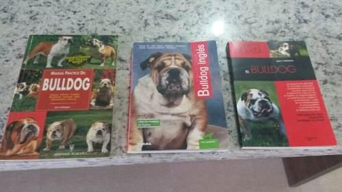 Libros Y Revistas Sobre El Bulldog Ingles