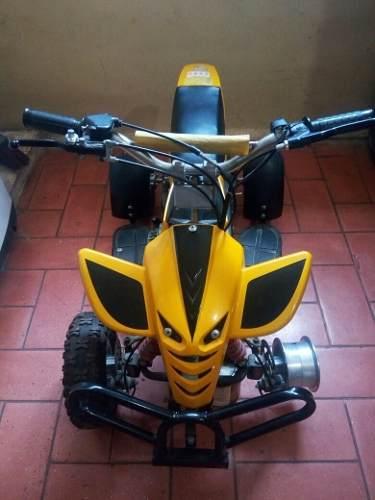 Moto Cuatro Ruedas 50cc A Gasolina...leer Bien La Descripcio