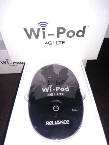 Multibam Zte Wi-pod 4g Lte Wifi Modem Router Portátil
