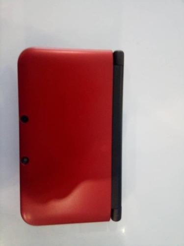 Nintendo 3ds Xl Color Rojo