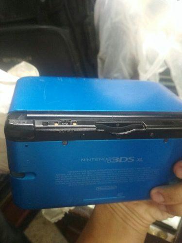 Nintendo 3ds Xl Con Detalle
