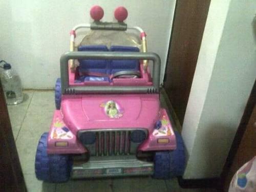 Oferta Jeep Original Barbie En Excelente Estado
