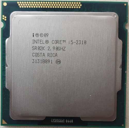 Procesador Intel Core I5-2310 2.90ghz 2da Gen