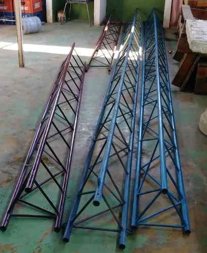 Torre Para Antenas De Hierro Estructurado