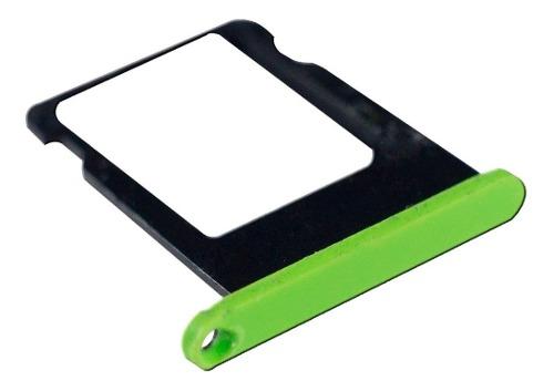 Bandeja Sim Card iPhone 5c Nueva Tienda Bagc
