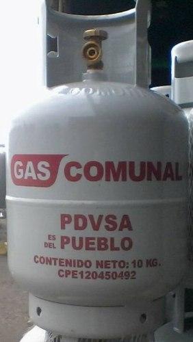 Bombona De Gas Doméstico 10kg Boca Ancha