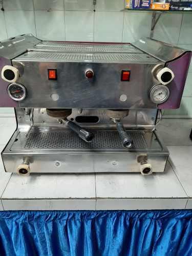 Cafetera Industrial Gaggia 2 Grupos Electrica