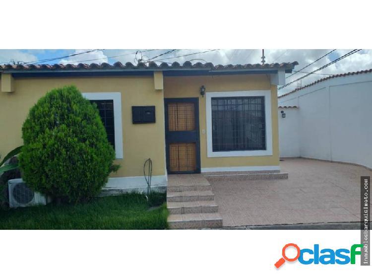 Casa en Venta Villa Roca Cabudare 19-16219 Ds