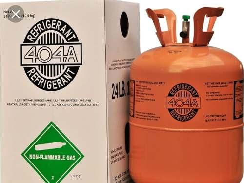 Gas Refrigerante 404a 10.9 Kilos 100 Verd