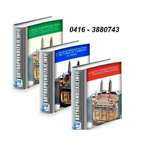 Libros En Pdf Abc De Las Maquinas Eléctricas 1 2 3