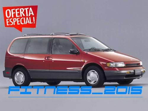Manual De Servicio Taller Nissan Quest  Full
