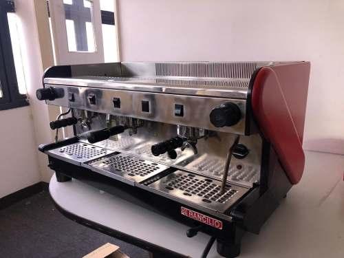 Máquina De Café Expreso Marca Rancilio
