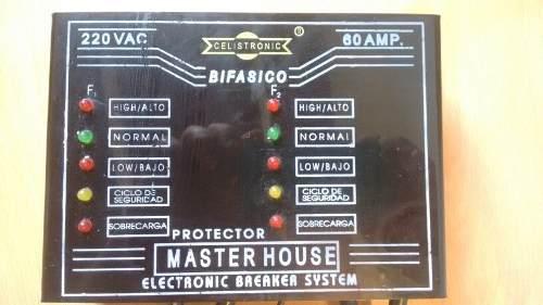 Protector De Voltaje 220v Celistronic