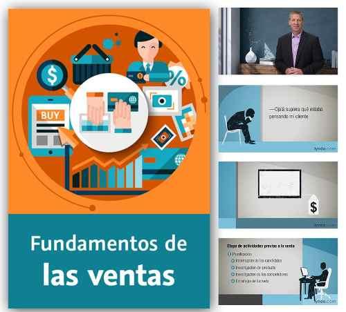 Video Curso Fundamentos De Las Ventas