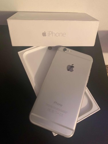 iPhone 6 De 64 Gb Para Repuesto Apple Original Silver Cel