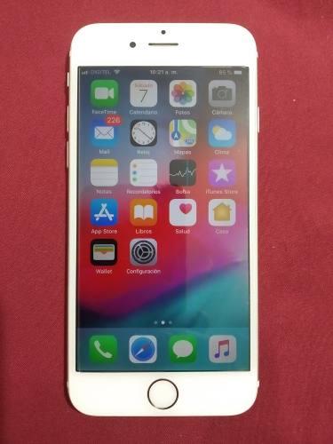 iPhone 6 Gold De 64 Gb Liberado