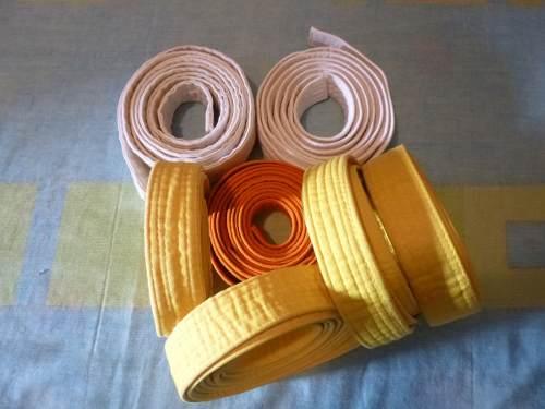 Cintas De Karate